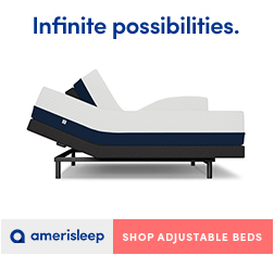 Amerisleep adjustable mattress banner