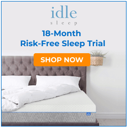 Idle Sleep Mattress banner