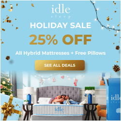Idle winter deal