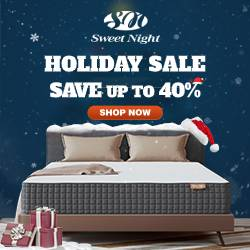 Sweetnight winter deal