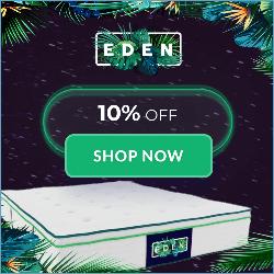 Eden Organic mattress