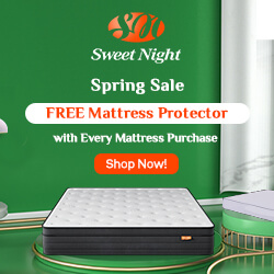 Sweet Night mattress protector for Spring